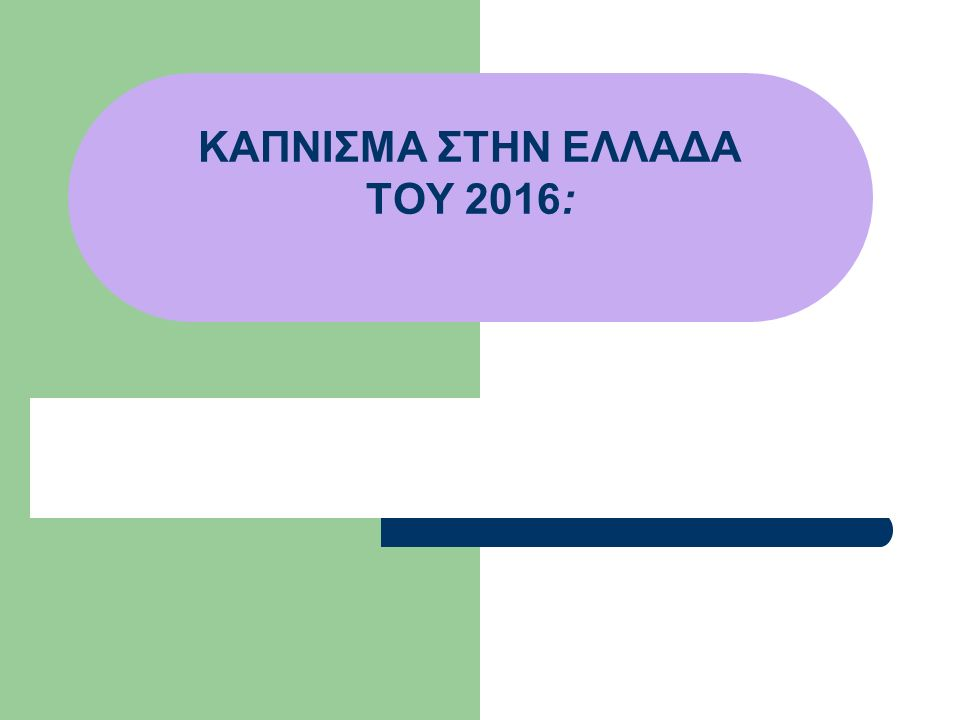 Παθητικό κάπνισμα και συμβάματα 30-ημερών Panagiotakos DB, et al.