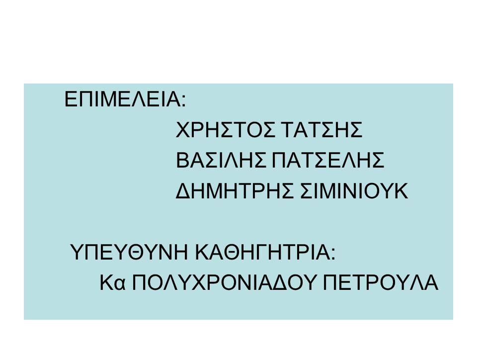ΣΧΟΛΙΚΟΣ ΕΚΦΟΒΙΣΜΟΣ ΜΙΛΑ,ΜΗ ΦΟΒΑΣΑΙ.