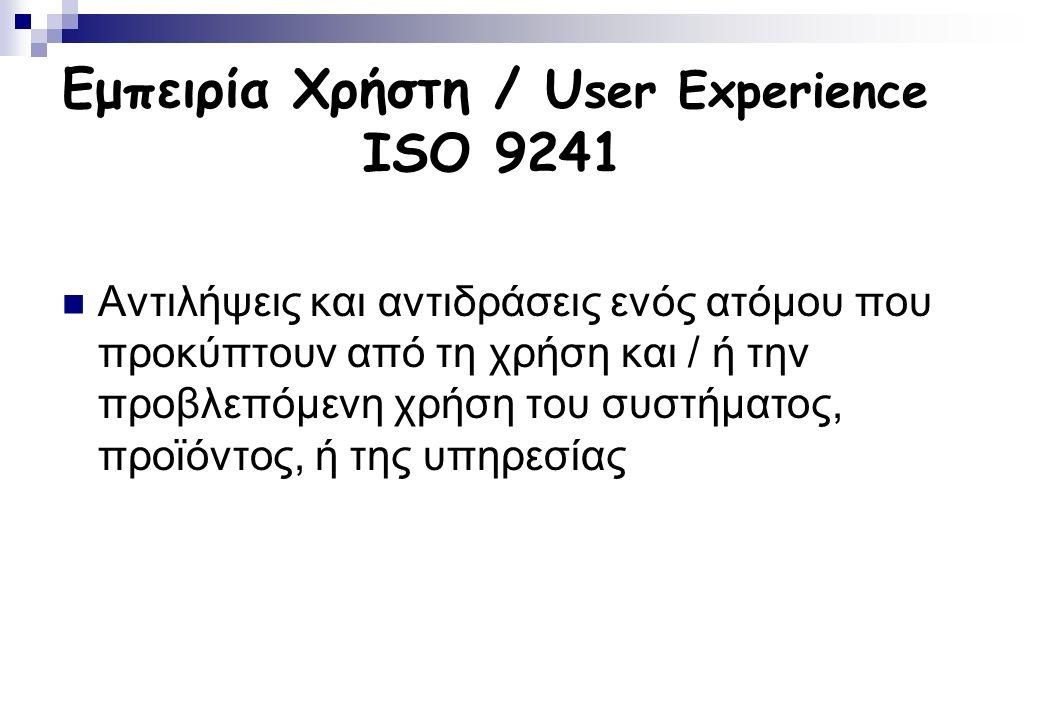 5.Error prevention Απλά και κατανοητά μηνύματα σφάλματος, βοηθούν το χρήστη να ανακτήσει έλεγχο.