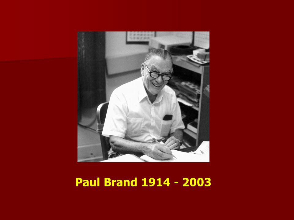 Paul Brand 1914 - 2003