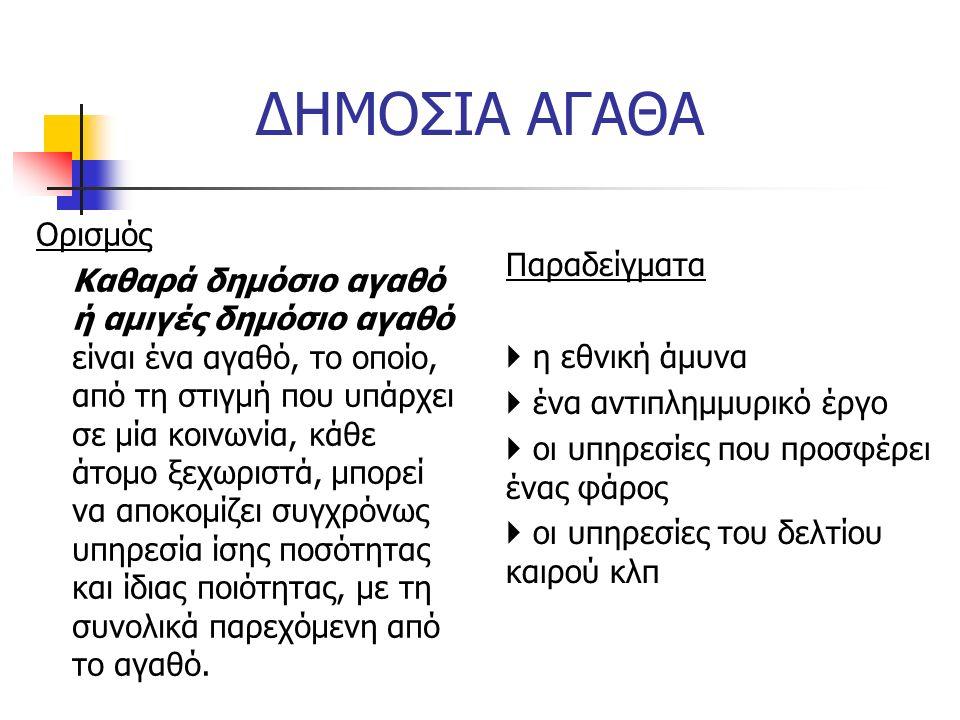 Λειτουργική ταξινόμηση των δαπανών της γενικής κυβέρνησης στην Ελλάδα (ως % του ΑΕΠ), Ελλάδα και ΕΕ-15, 1995- 2009 (μέσος όρος) Πηγή: Eurostat (2011) & ΙΝΕ (2011)