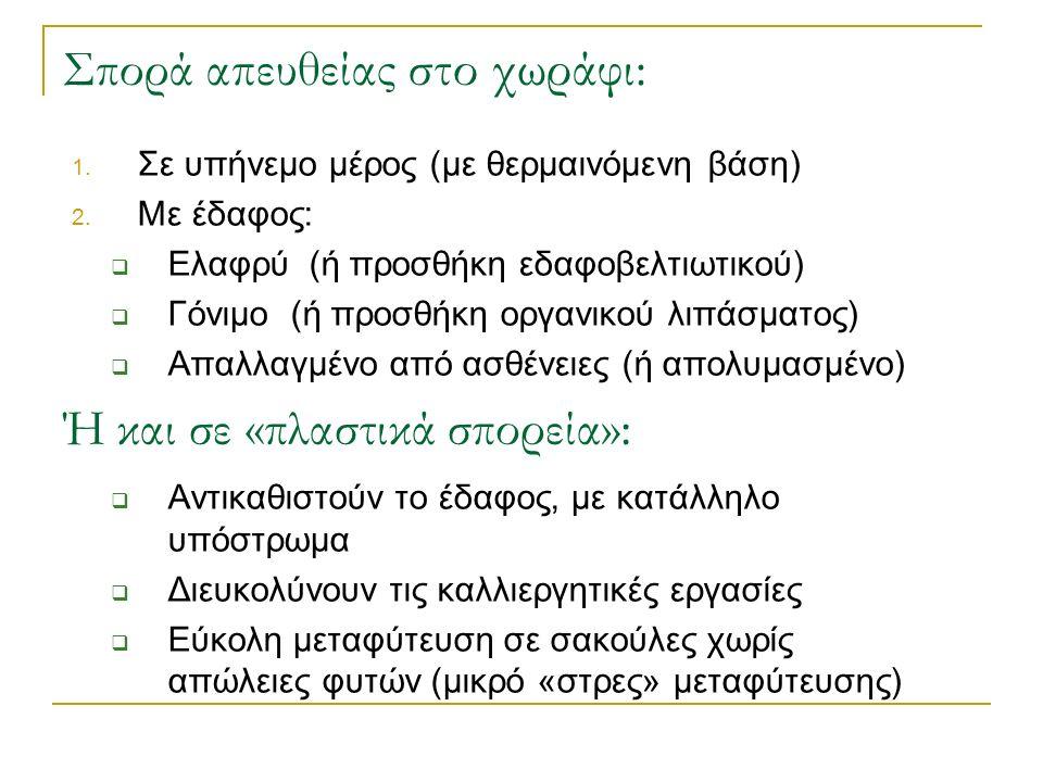 6) Citrus volcameriana (Βολκαμεριάνο) Πολύ ευαίσθητο σε Χ.