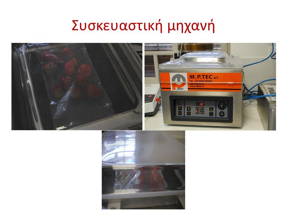 Συσκευαστική μηχανή