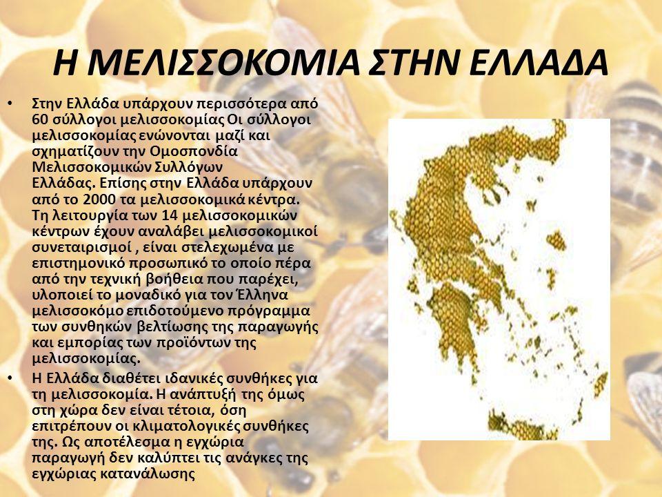 ΜΕΘΟΔΟΙ ΜΕΛΙΣΣΟΚΟΜΙΑΣ Σήμερα υπάρχουν δύο τρόποι μελισσοκομίας.