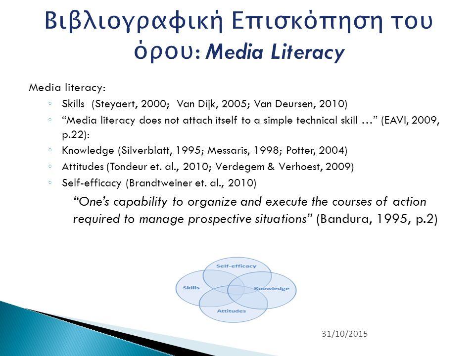 Πρόσβαση  Αναγνώριση λέξεων, συμβόλων και τεχνικών επικοινωνίας  Ανάπτυξη στρατηγικών για εύρεση της πληροφορίας από ποικίλες πηγές Κατανόηση  Χρήση πρότερης γνώσης και εμπειριών  Ερμηνεία μηνύματος (σκοπός, απόψεις, περιεχόμενο) Δημιουργία  Χρήση τεχνικής καταιγισμού ιδεών, σχεδιασμός, σύνθεση και επικοινωνία  Αποτελεσματική χρήση γραπτού και προφορικού λόγου ακολουθώντας τους κανόνες επικοινωνίας  Χρήση τεχνολογιών επικοινωνίας στην παραγωγή μηνυμάτων Recognize and understand a rich vocabulary of words, symbols and techniques of communication.