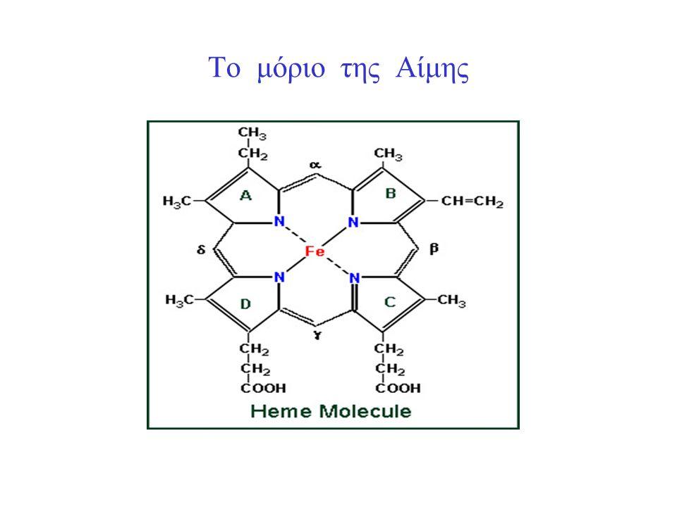 Το μόριο της Αίμης