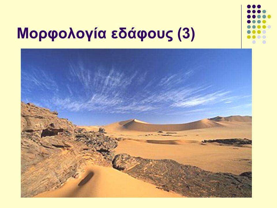 Μορφολογία εδάφους (3)