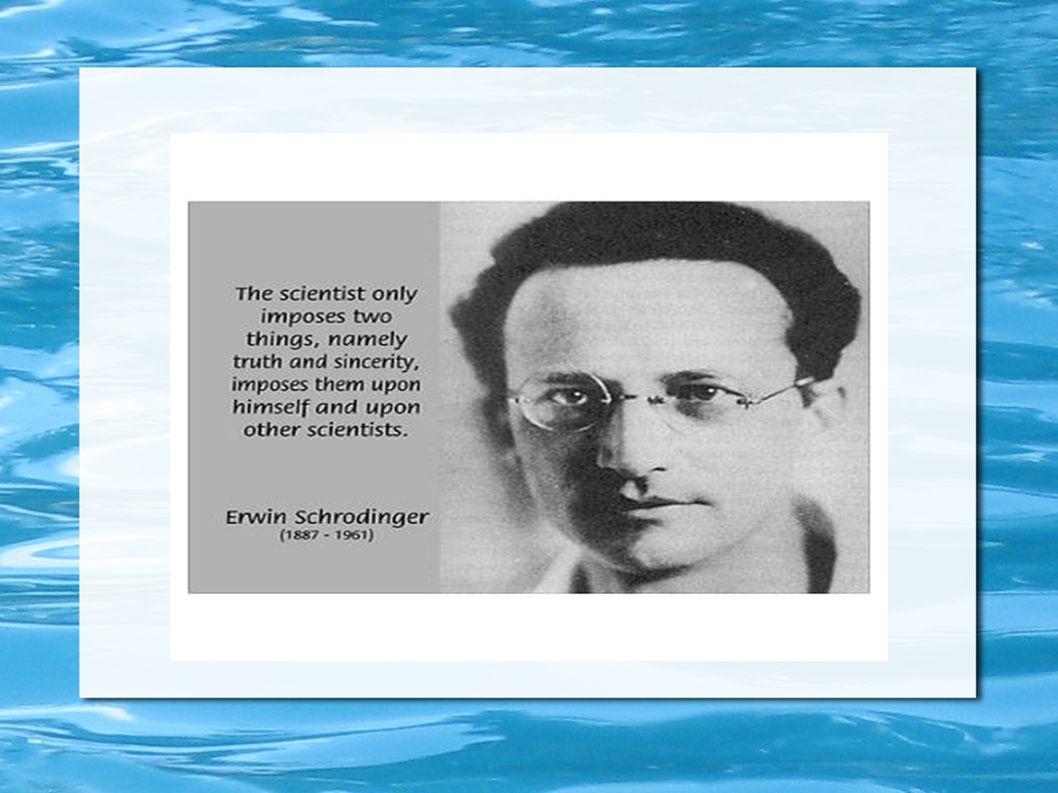 ● Ο Σρέντινγκερ είχε πολλά και ποικίλα ενδιαφέροντα, ήδη από την εποχή της φοίτησής του στο Γυμνάσιο.