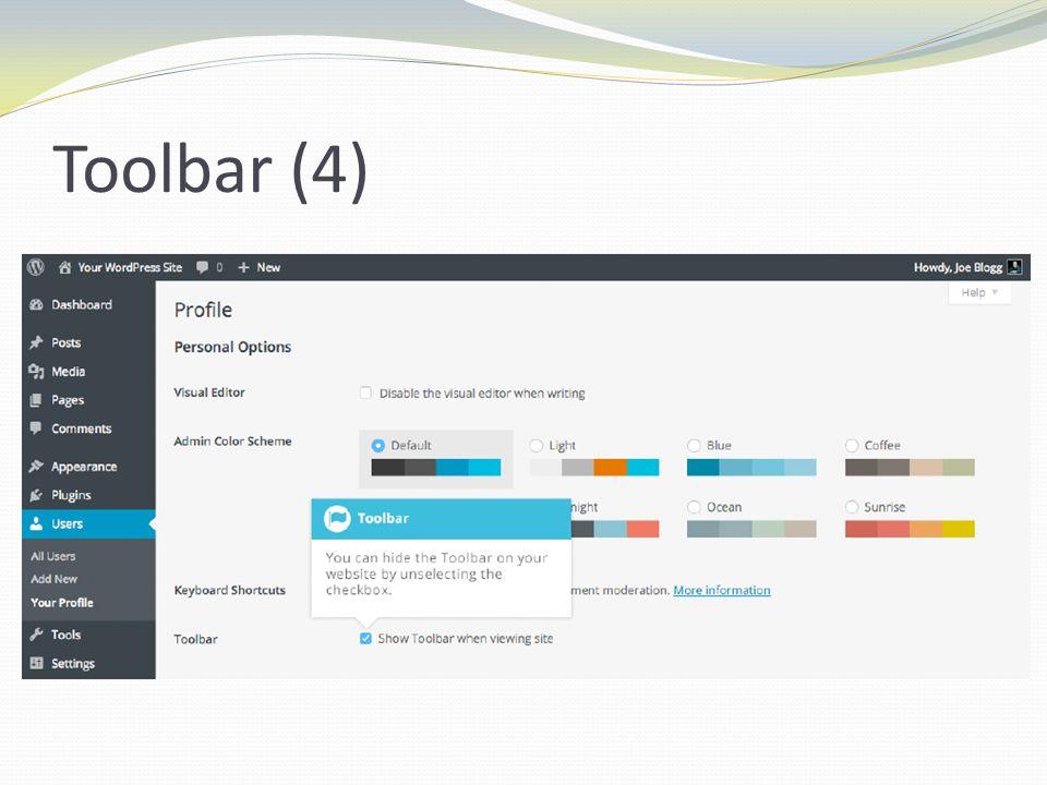 Toolbar (4)