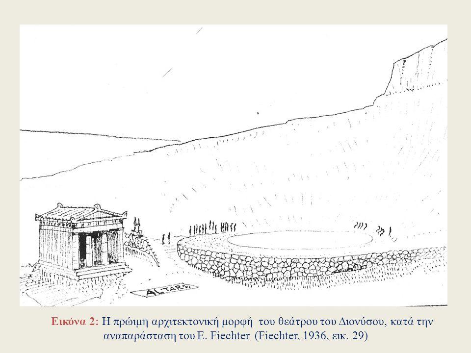 Θεατρικό-θρησκευτικό διαγωνιστικό πλαίσιο ΜΕΓΑΛΑ ή ΕΝ ΑΣΤΕΙ ΔΙΟΝΥΣΙΑ 536/5-532/1 π.Χ.: η πρώτη επίσημη παράσταση τραγωδίας στην Αθήνα, επί Πεισιστράτου, μετριοπαθούς «τυράννου» περ.
