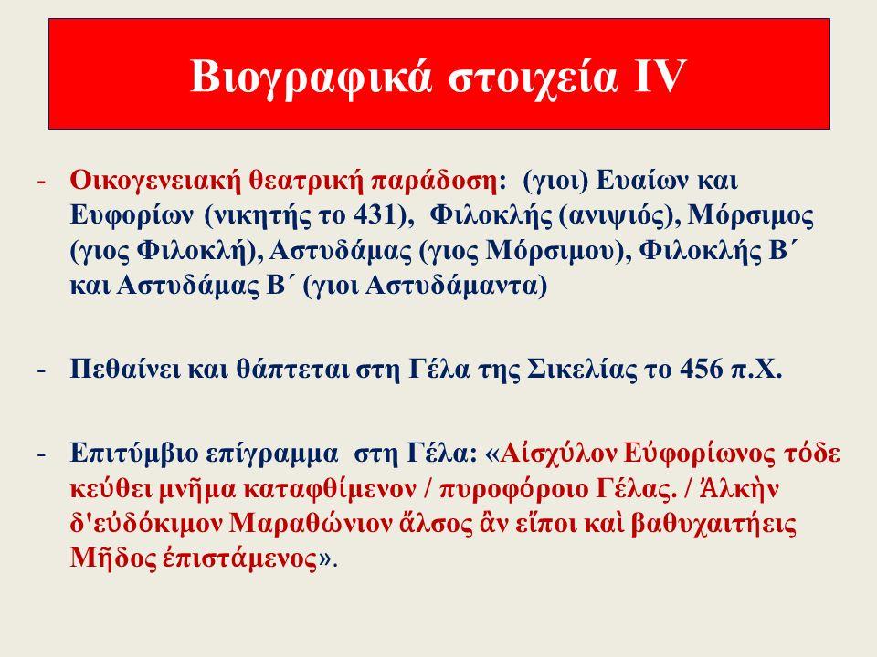 Βιογραφικά στοιχεία ΙΙΙ Ταξιδεύει δύο ή τρεις φορές στη Σικελία, στην αυλή του τυράννου Ιέρωνα.
