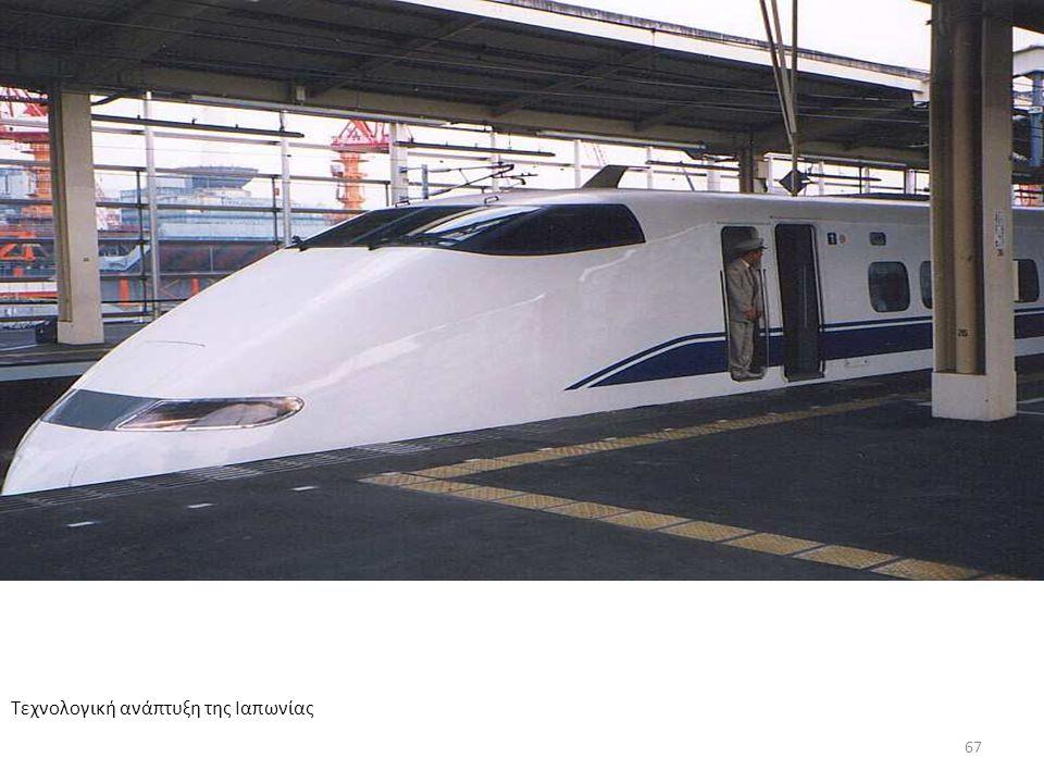 Τεχνολογική ανάπτυξη της Ιαπωνίας 67