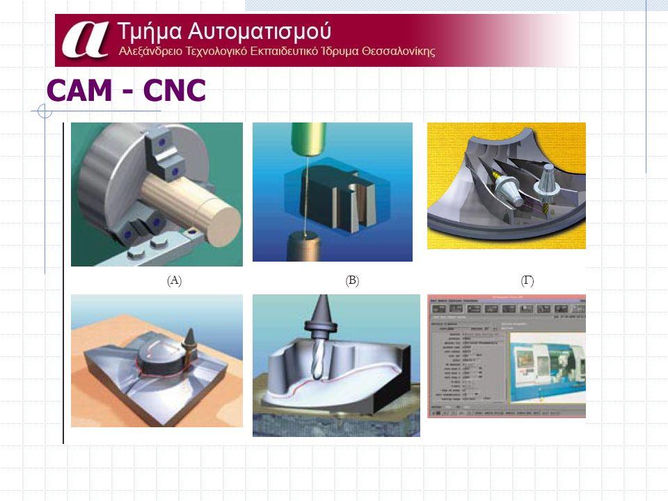 CAM - CNC