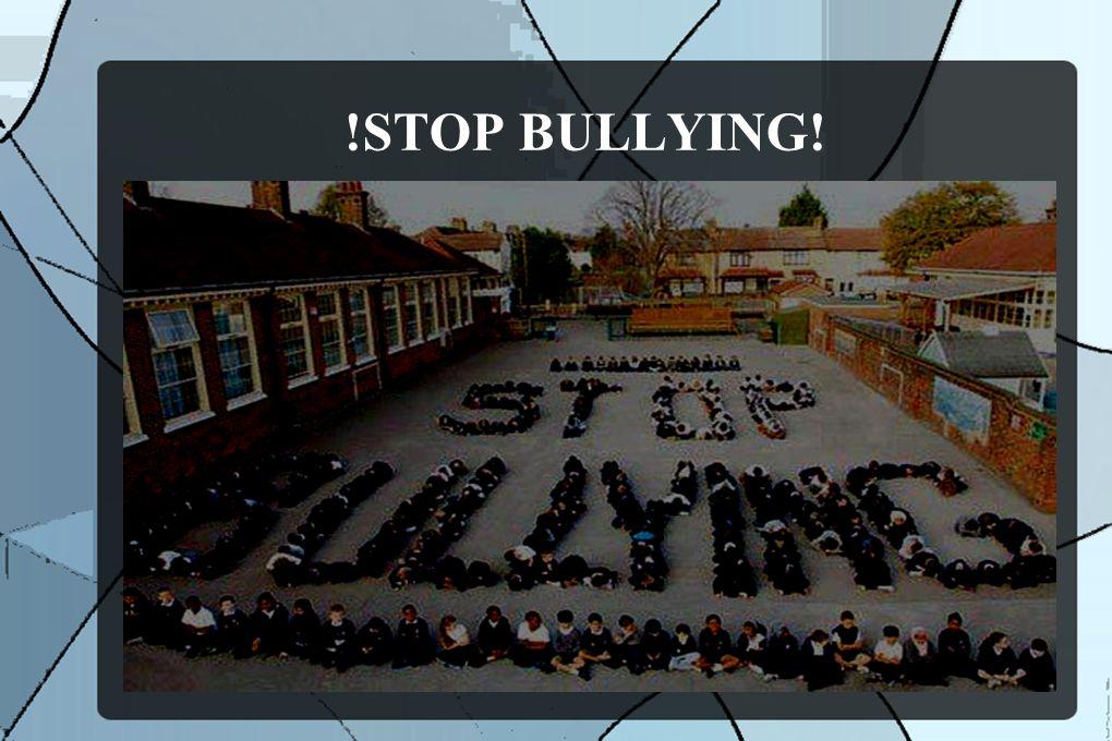 !STOP BULLYING!