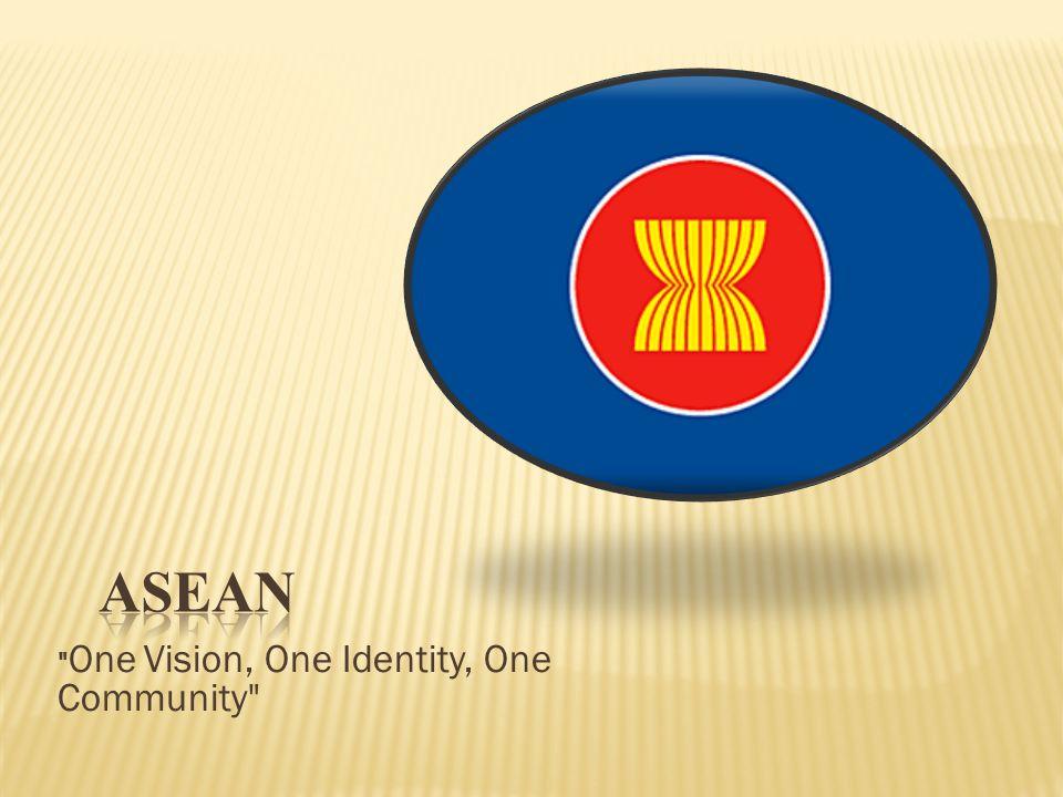 One Vision, One Identity, One Community