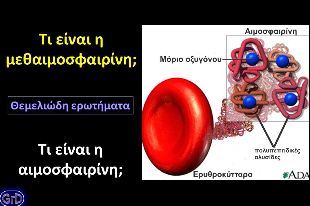 Γιατί είναι επικίνδυνα τα νιτρώδη (ΝΟ 2 - ) και νιτρικά (ΝΟ 3 - ) ιόντα; Πως αυτά τα ιόντα εισέρχονται στον οργανισμό μας; Ένα Θεμελιώδες ερώτημα:
