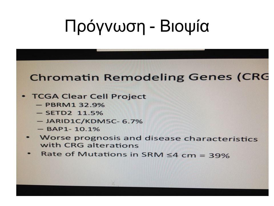 Πρόγνωση - Βιοψία