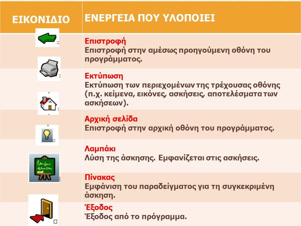 ΣΧΕΔΙΑ ΕΡΓΑΣΙΑΣ