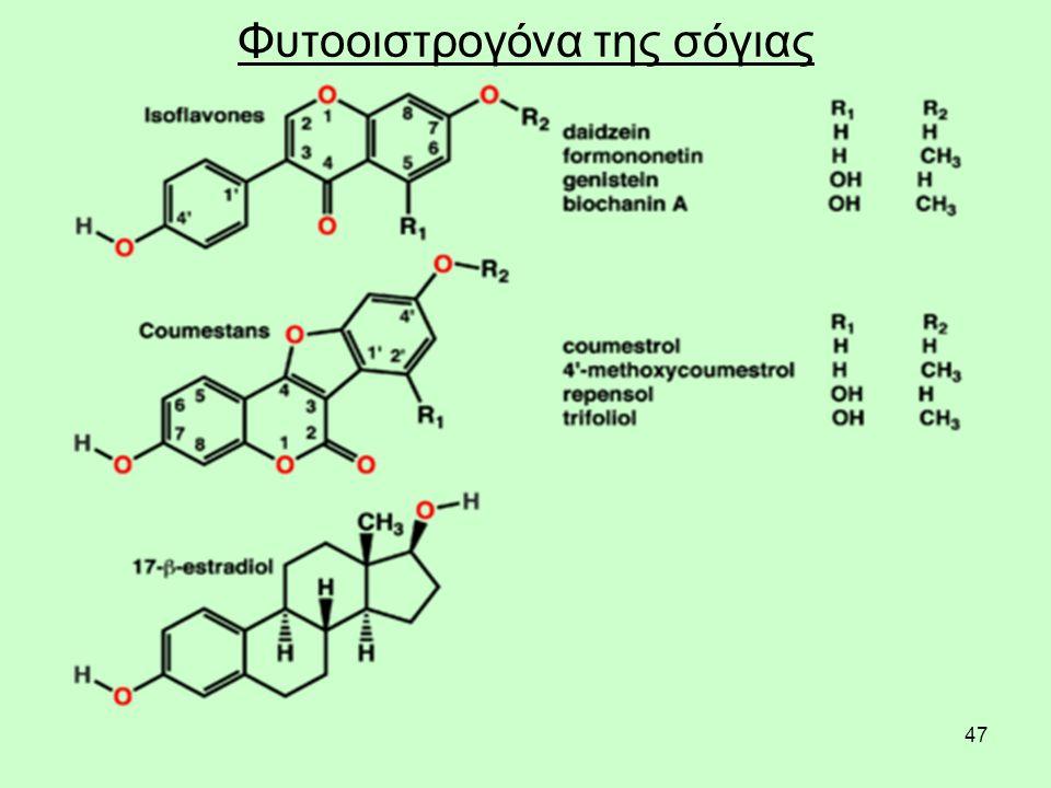 47 Φυτοοιστρογόνα της σόγιας