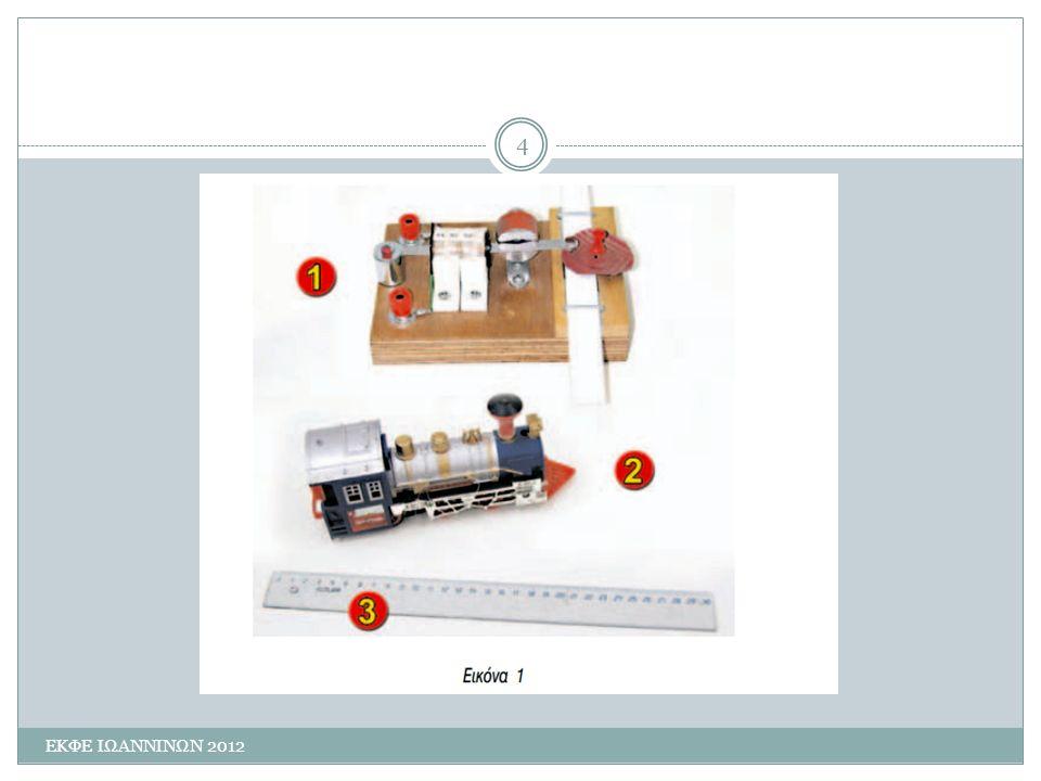 Χρονοµετρητής µε ηλεκτροκινητήρα ΕΚΦΕ ΙΩΑΝΝΙΝΩΝ 2012 5 Υπάρχει σε δύο τύπους: 1.
