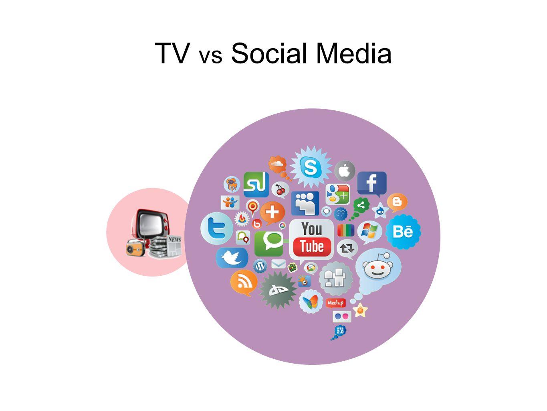 TV vs Social Media