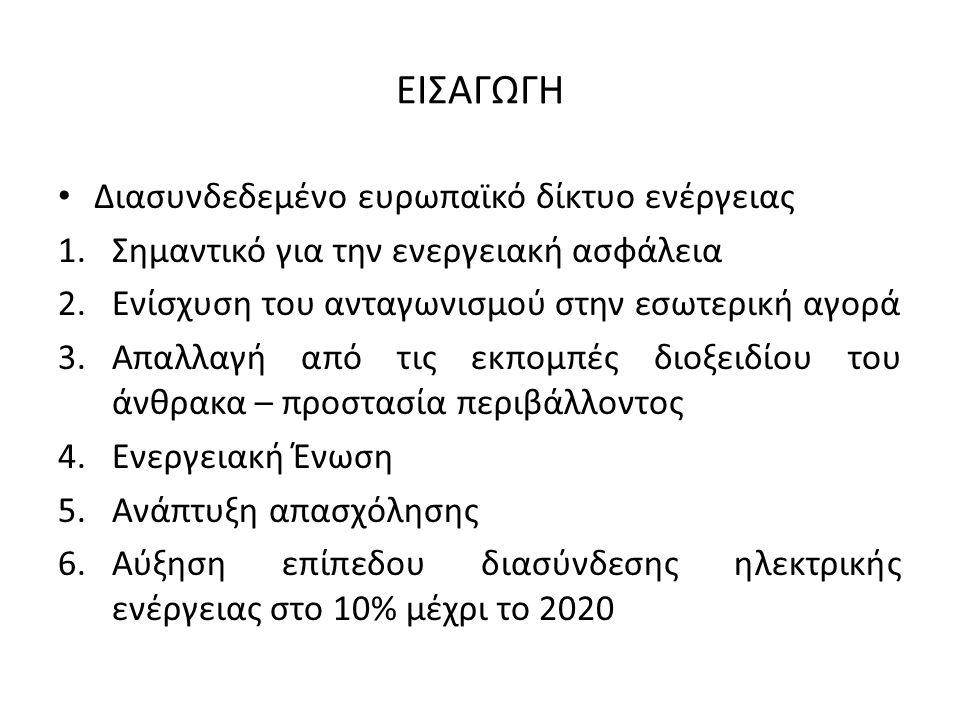 ΚΑΝΟΝΙΣΜΟΣ 1228/2003 Σχετικά με τους όρους πρόσβασης στο δίκτυο για τις διασυνοριακές ανταλλαγές ηλεκτρικής ενέργειας Εκδόθηκε από το Ευρωπαϊκό Κοινοβούλιο και το Συμβούλιο Την 26 η Ιουνίου 2003 Έχει καταργηθεί και έχει αντικατασταθεί από τον Κανονισμό 714/2009