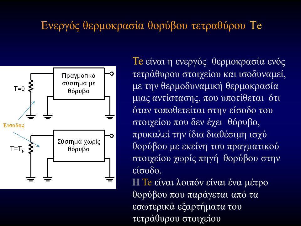 Θερμοκρασία θορύβου κεραίας επίγειου σταθμού(3/4) Ακτινοβολία από το έδαφος που λαμβάνεται από τους πλευρικούς λοβούς του διαγράμματος ακτινοβολίας της κεραίας και εν μέρει από τον κύριο λοβό, για μικρές γωνίες ανύψωσης E.