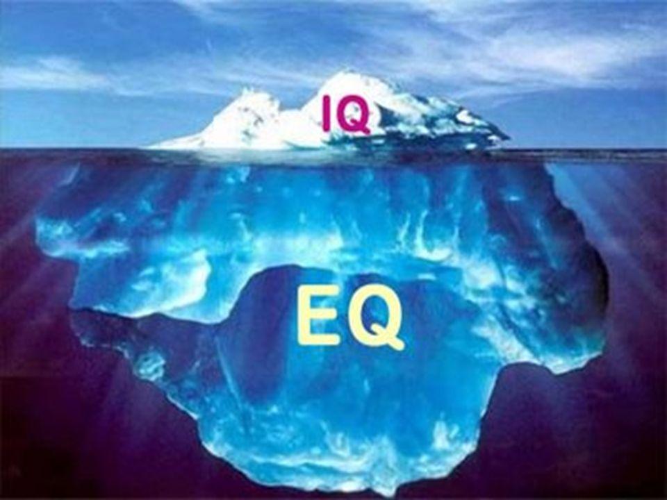 Υψηλό EQ Το άτομο με υψηλό ΕQ είναι κοινωνικά ισορροπημένο, εκδηλωτικό, πρόσχαρο, ελεύθερο από φοβίες και σκέψεις άγχους, αφοσιώνεται σε σκοπούς και ανθρώπους και τηρεί ηθική στάση.