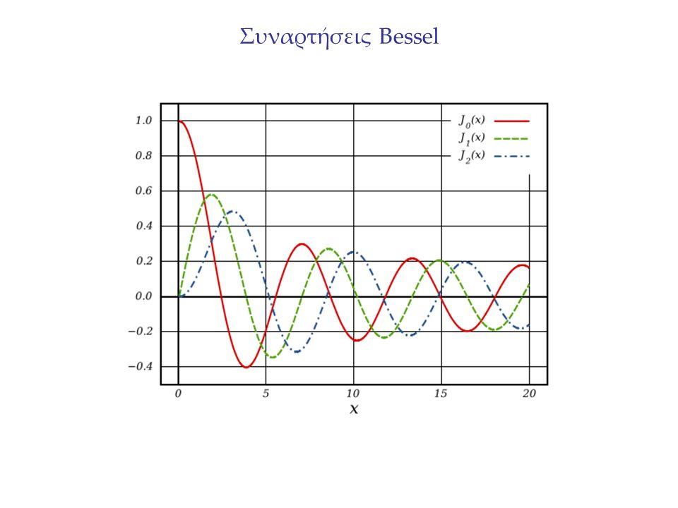 Συναρτήσεις Bessel