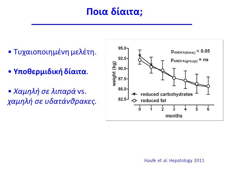 Ο ρόλος της φρουκτόζης Η καθημερινή κατανάλωση αναψυκτικών από υγιείς για 6 μήνες αυξάνει την περιεκτικότητα του ήπατος σε λίπος κατά 140%.