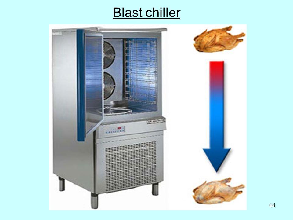 44 Βlast chiller