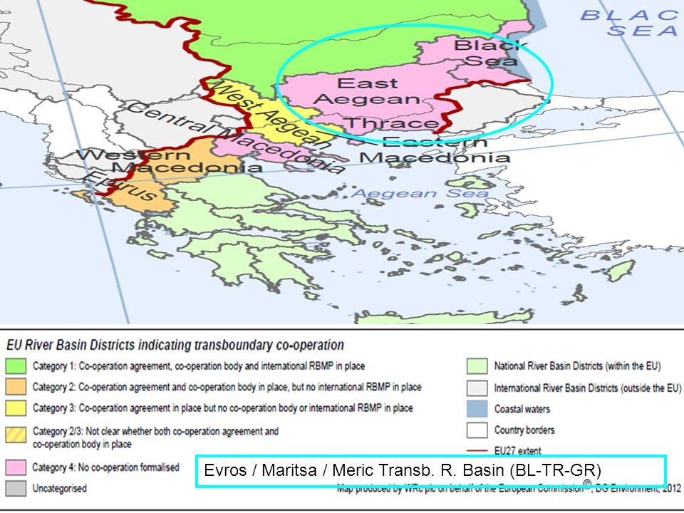 Evros / Maritsa / Meric Transb. R. Basin (BL-TR-GR)