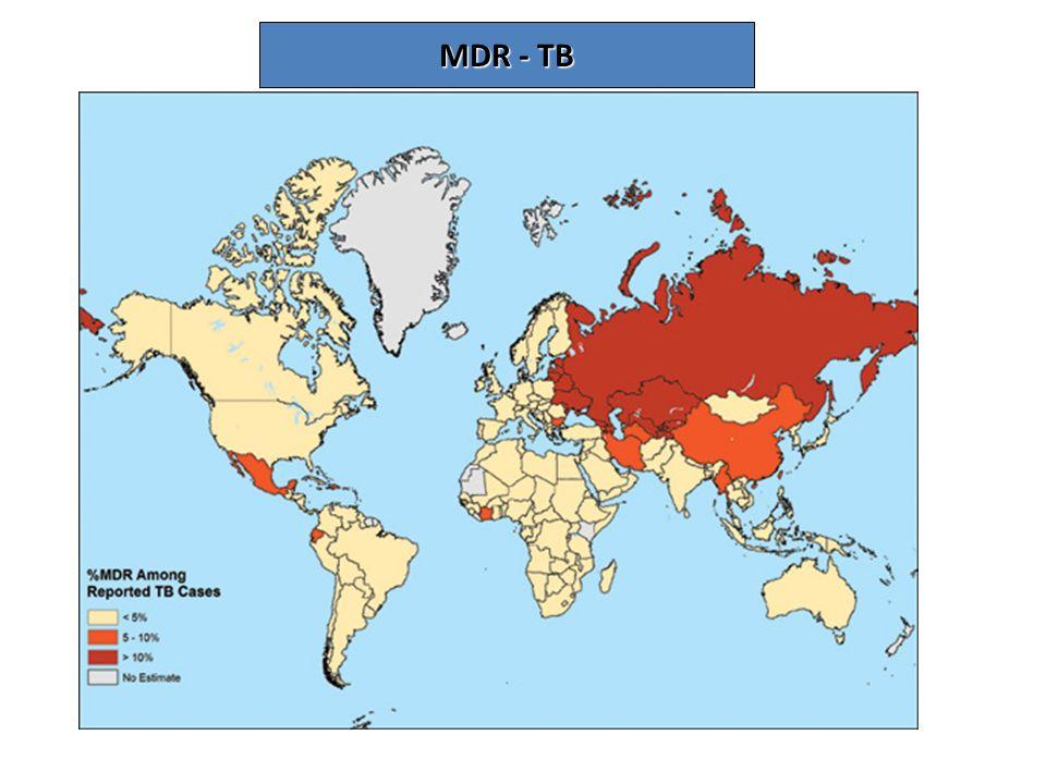 MDR - TB