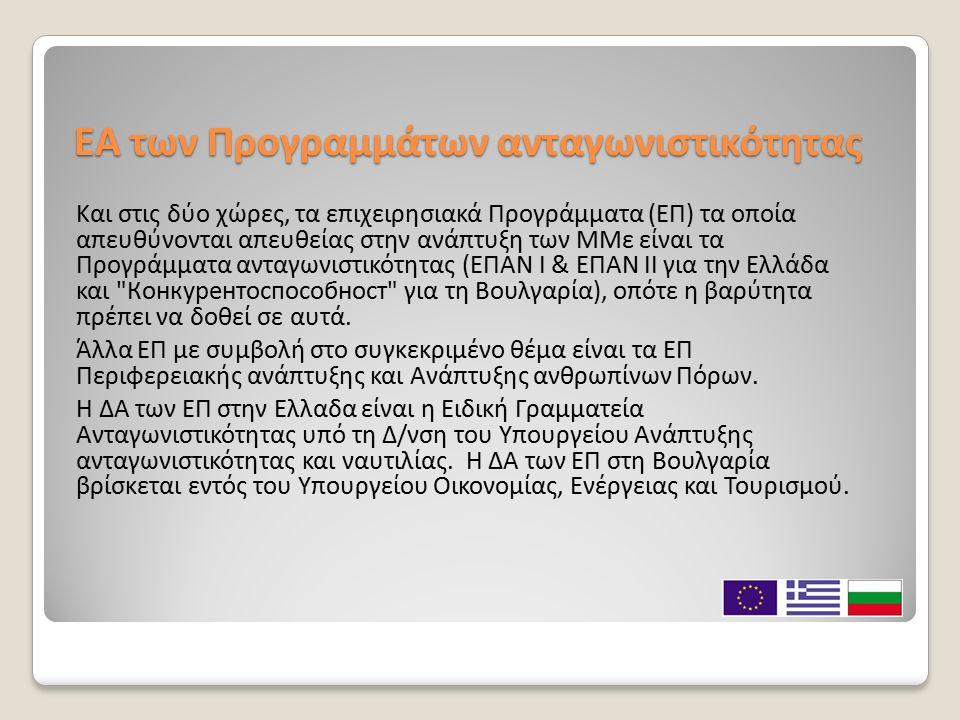 Ενδιάμεσοι Φορείς Διαχείρισης στην Ελλάδα Στην Ελλάδα, ιδρύθηκε ο ΕΦΕΠΑΕ για τη διαχείριση των Ευρωπαϊκών συγχρηματοδοτούμενων προγραμμάτων, κατά τη διάρκεια της ΕΣΠΑ 2007- 2013.