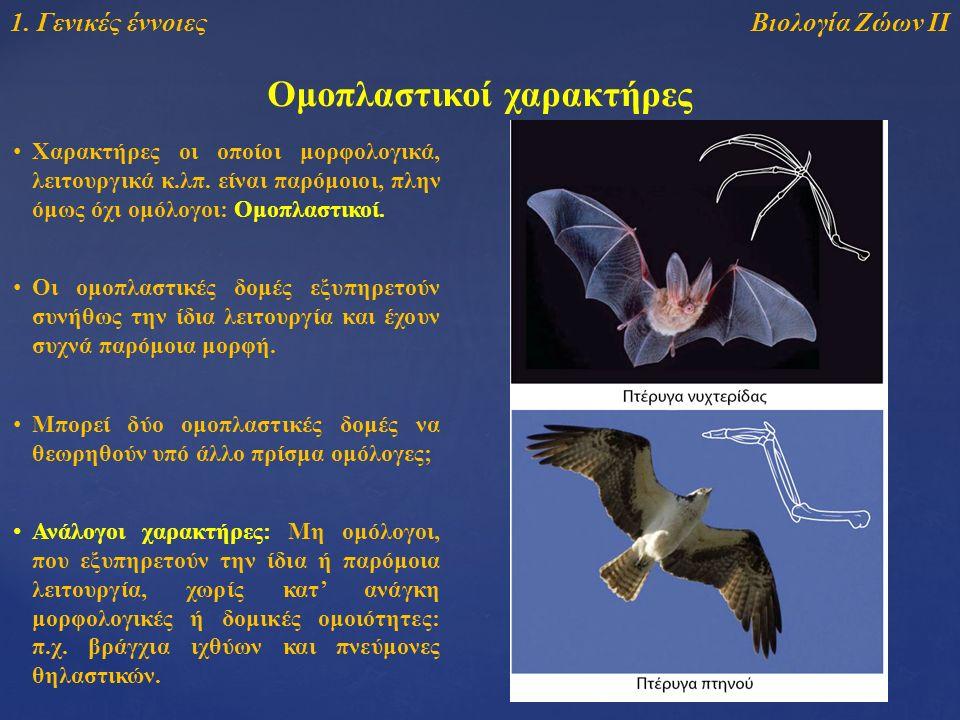 Βιολογία Ζώων ΙΙ1.
