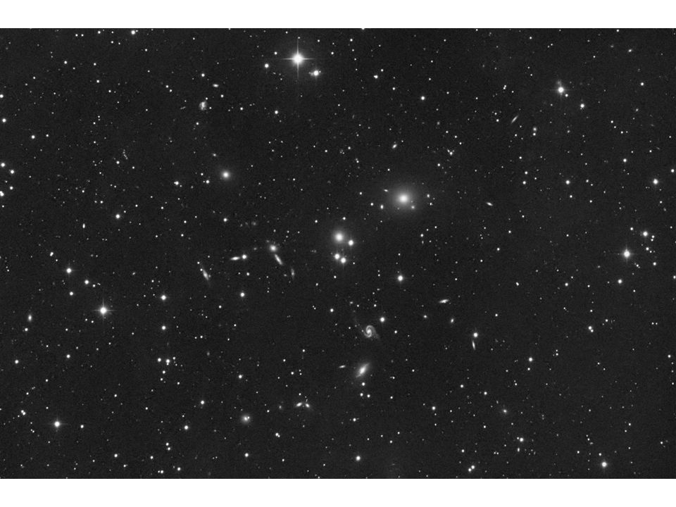 De Vaucouleurs system Πρόσθεσε μια Ενδιάμεση Κατηγορία SAB – Ασθενής ραβδόμορφοι S->SA Φακοειδής – SA0 Χωρίς μπάρα – SB0 με μπάρα Γαλαξίες με Δακτυλίους – Δομή δακτυλιοειδής (r) – Μη δακτυλιοειδείς (s) – Μεταβατικούς (rs) Στους κανονικούς σπειροειδής και τους Ραβδόμορφους πρόσθεσε τις κατηγορίες – SΑd (SBd) : Σκοτεινά κεντρικά εξογκώματα Διεσπαρμένες, σπασμένες σπείρες – Sm (SBm) : Ακανόνιστη εμφάνιση – Im Πολύ ακανόνιστη Εμφάνιση