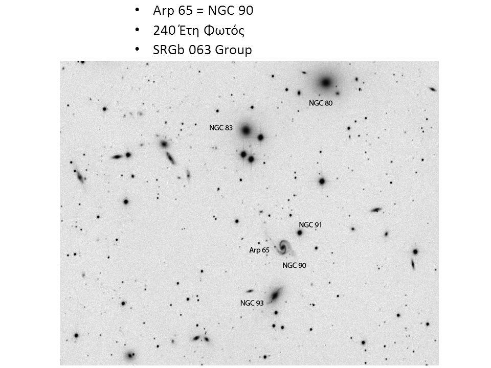 Μορφολογική ταξινόμηση γαλαξιών Η ακολουθία Hubble Μορφολογικό σύστημα ταξινόμησης για γαλαξίες Edwin Hubble το 1926.