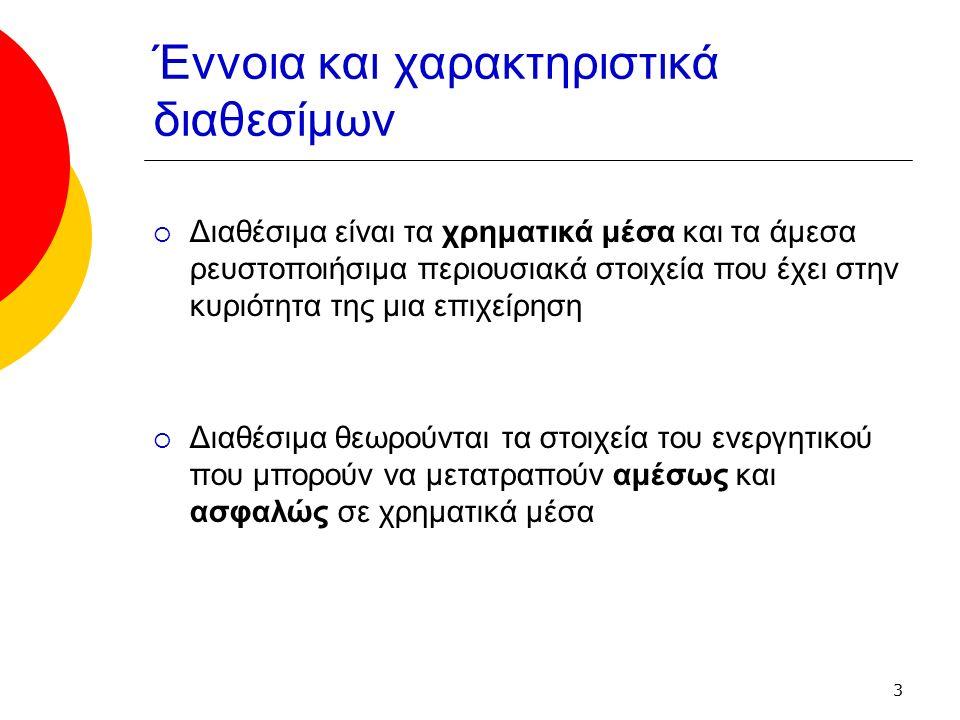 14 Κατάσταση Τραπεζικής Συμφωνίας από το Λογαριασμό Καταθέσεις Όψεως ΥΠΟΛΟΙΠΟ ΛΟΓΑΡΙΑΣΜΟΥ XΧΧ πλέον: Τα Ποσά Που Εισπράχθηκαν από την τράπεζα και δεν Καταχωρήθηκαν Στα Βιβλία Της Επιχείρησης ΧΧΧ Σφάλματα που προκάλεσαν μείωση του υπόλοιπου ΧΧΧ μείον: Πληρωμές που δεν καταλογίστηκαν στα βιβλία (ΧΧΧ) Τα Έξοδα Του Λογαριασμού (ΧΧΧ) Αξία Ακάλυπτων Επιταγών που Επιστρέφονται (ΧΧΧ) Σφάλματα Που Προκάλεσαν Αύξηση Του Υπολοίπου (ΧΧΧ) ίσον: ΝΕΟ ΥΠΟΛΟΙΠΟ ΛΟΓΑΡΙΑΣΜΟΥ ΧΧΧ