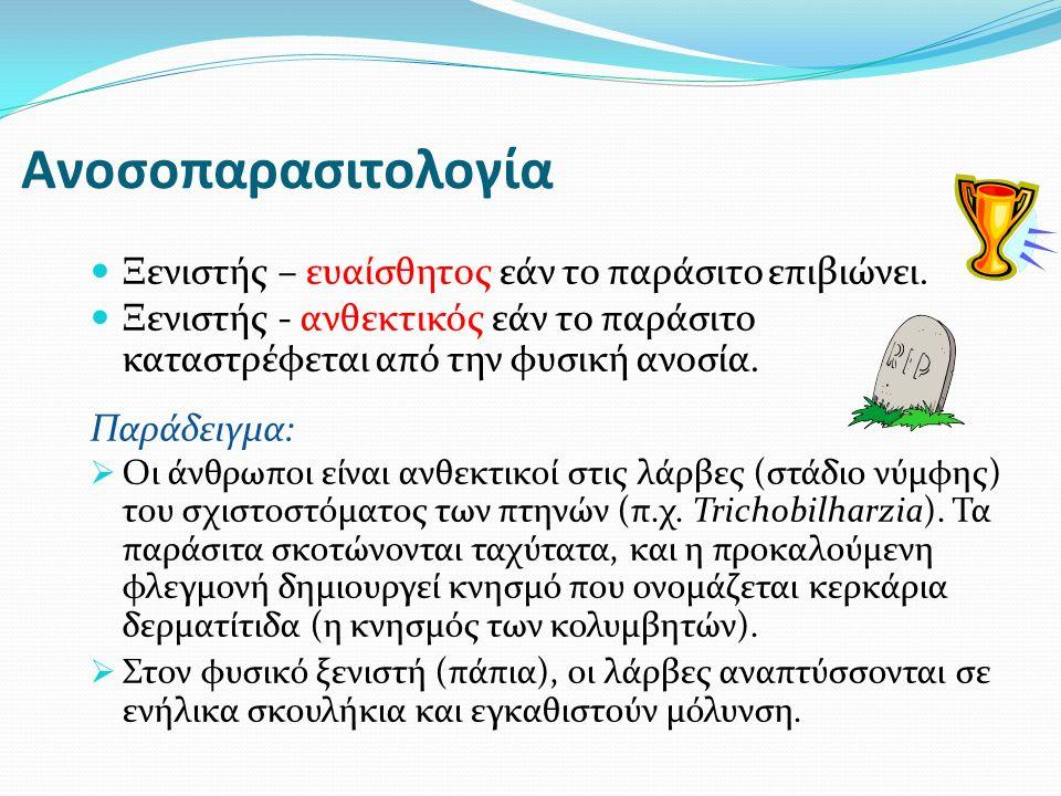Στρατηγικές ανοσολογικής αποφυγής ελμίνθων.9.