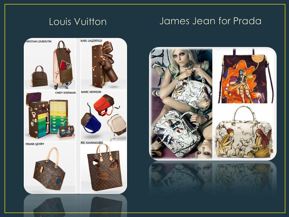 Louis Vuitton James Jean for Prada