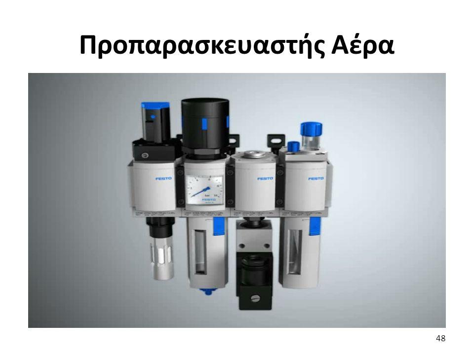 48 Προπαρασκευαστής Αέρα