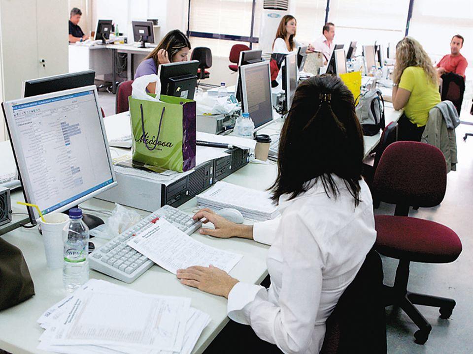 Συνθήκες Εργασίας Εργάζεται σε συνθήκες γραφείου, οι οποίες ποικίλλουν ανάλογα με την κτιριακή υποδομή, τις εγκαταστάσεις, το επίπεδο οργάνωσης και το εργασιακό κλίμα που επικρατεί στην επιχείρηση όπου απασχολείται.