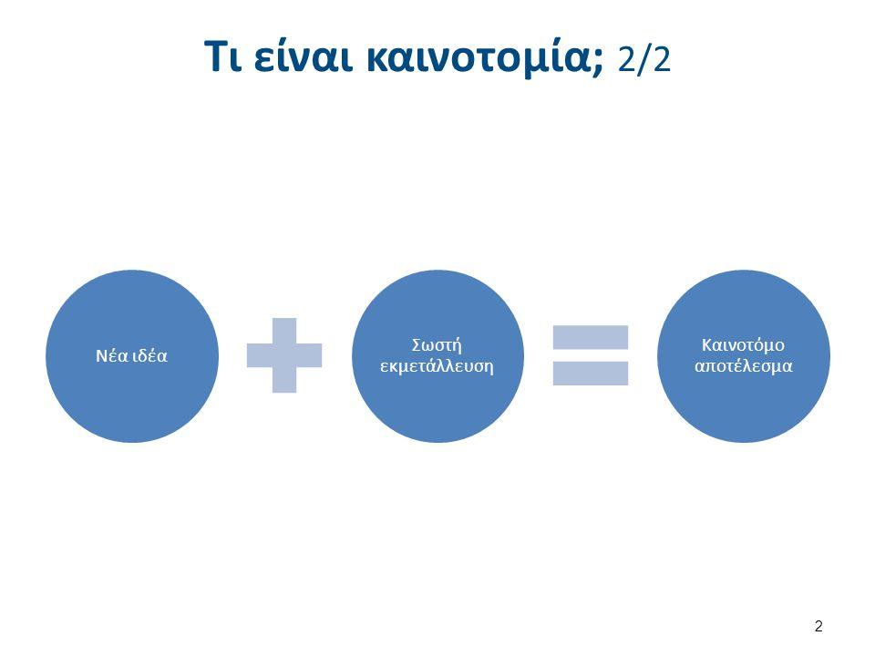 Ξενοδοχεία και καινοτομία Τέλος, είναι πολύ σημαντικό να αναφερθεί ότι τα ξενοδοχεία αποτελούν ένα σημαντικό τμήμα του ελληνικού τουριστικού προϊόντος, το οποίο έχει αναδειχθεί ως το πολυτιμότερο ίσως κεφάλαιο για την ανάπτυξη της ελληνικής εθνικής οικονομίας.