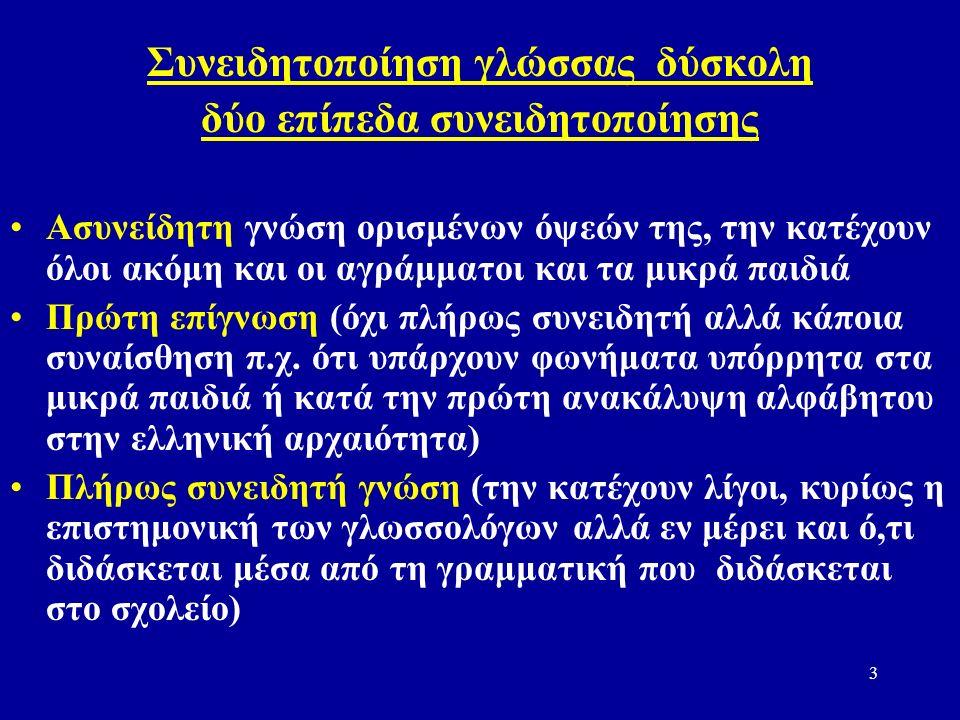 14 Τέλος ένδοξης περιόδου Μεγάλου Αλέξανδρου οδηγεί σε ρομαντική νοσταλγία για το παρελθόν, ειδικά για το χρυσό αιώνα της Αθήνας: μεταξύ άλλων στο κίνημα αττικισμού από διανοούμενους, δηλ.