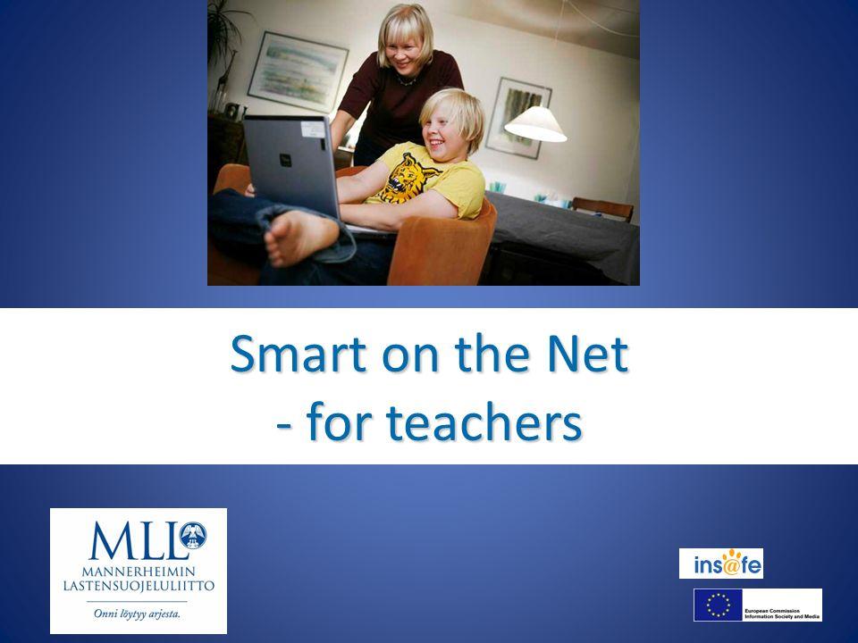 Smart on the Net - for teachers