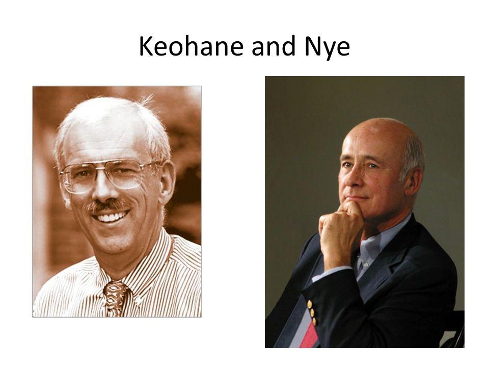 Keohane and Nye