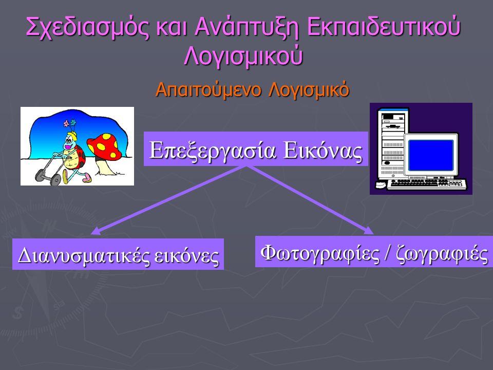 Σχεδιασμός και Ανάπτυξη Εκπαιδευτικού Λογισμικού Απαιτούμενο Λογισμικό Επεξεργασία Ήχου