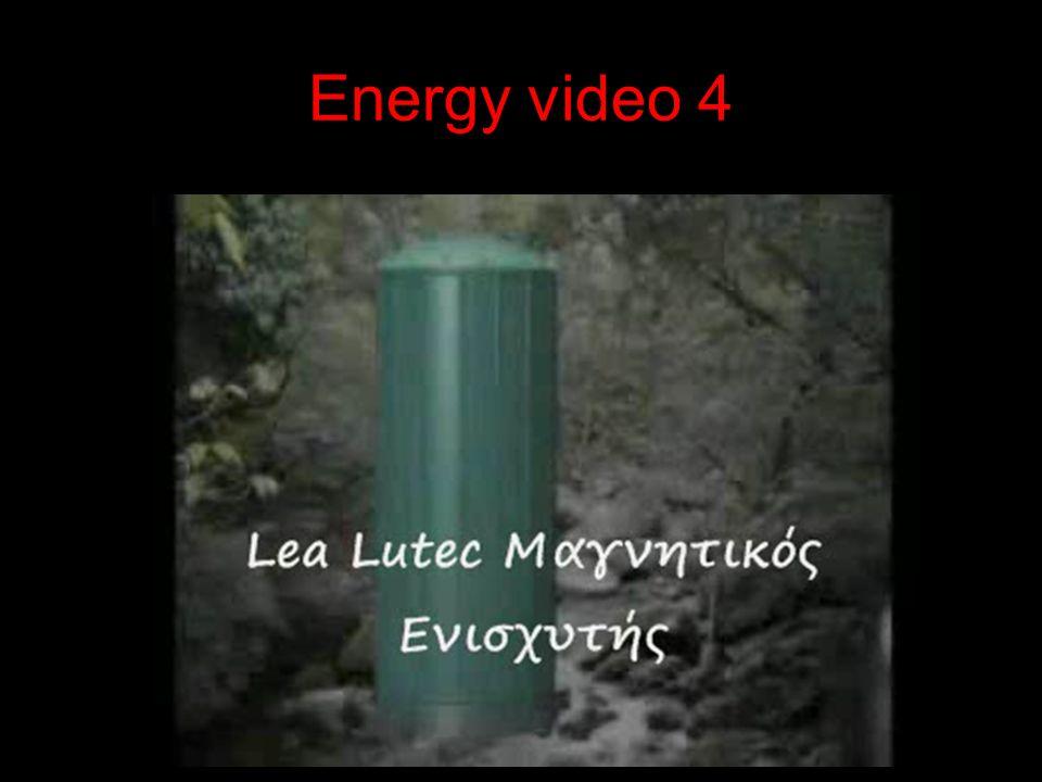 Energy video 4
