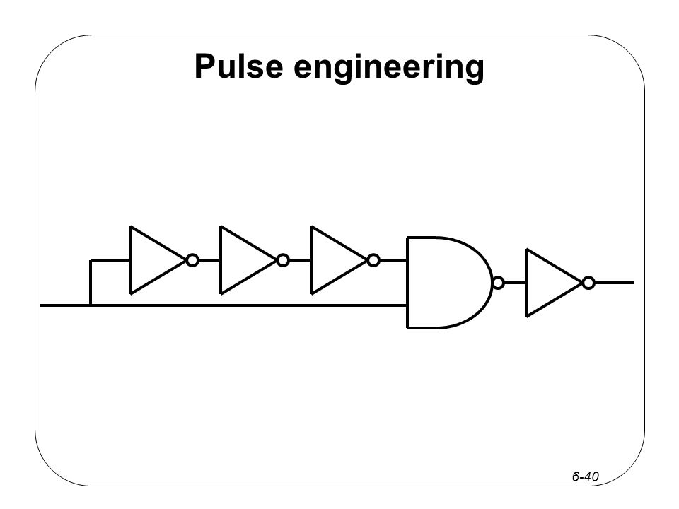 6-40 Pulse engineering