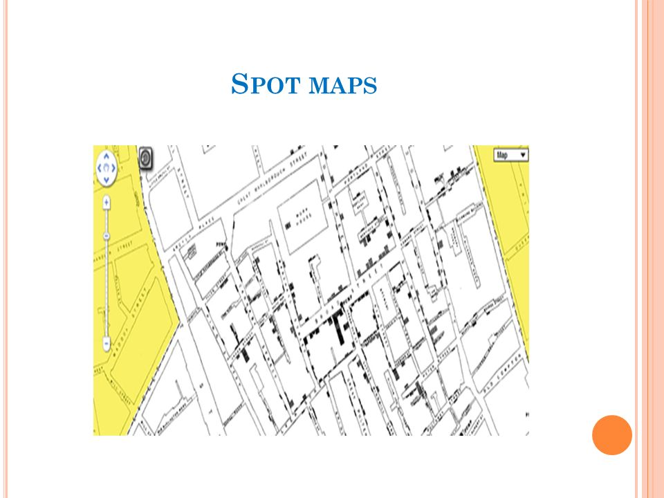 S POT MAPS